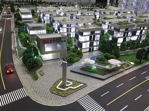 产业园模型