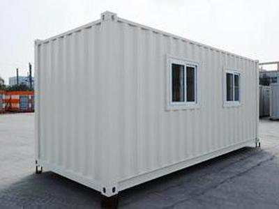 【图】集装箱活动房适应如今的发展 集装箱活动房行业市场分析