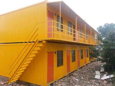 石家庄集装箱活动房搭建