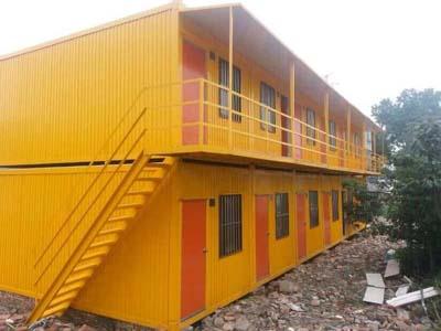 【图文】石家庄集装箱活动房移动的房子_合适使用活动房的行业