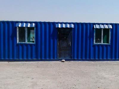 【热】石家庄集装箱活动房防风细节 使用性强