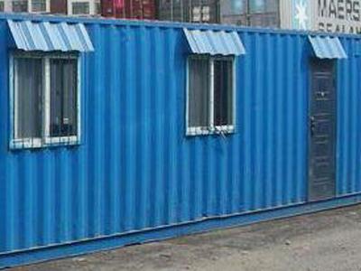 石家庄彩钢活动房跟随人们移动而移动 集装箱活动房制作简单