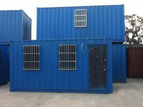【揭秘】石家庄集装箱活动房 集装箱活动房应用越来越广泛