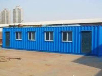 石家庄活动房教你几招彩钢活动房的验收技术 浅析集装箱活动房的使用范围