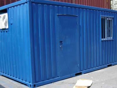 石家庄活动房集装箱活动房的进展前景 集装箱是移动的城堡
