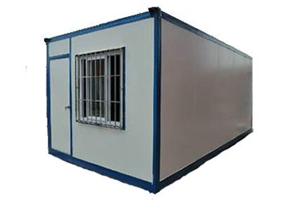 【图文】石家庄集装箱活动房移动的房子_为工地住房减少成本