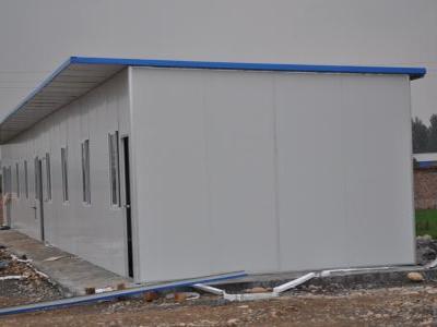 【汇总】石家庄集装箱活动房很好迎发展 集装箱活动房环保方面也很占优势