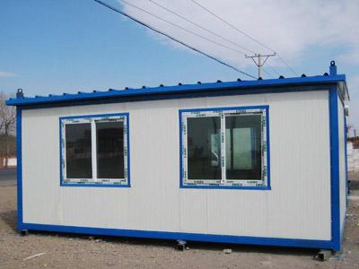 河北集装箱活动房安装