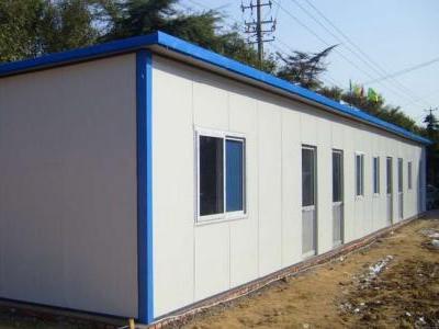 集装箱活动房搭建