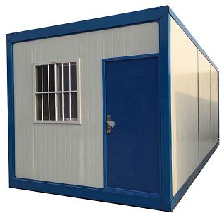 二手集装箱活动房
