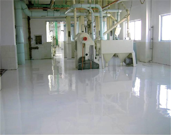 环氧砂浆地坪