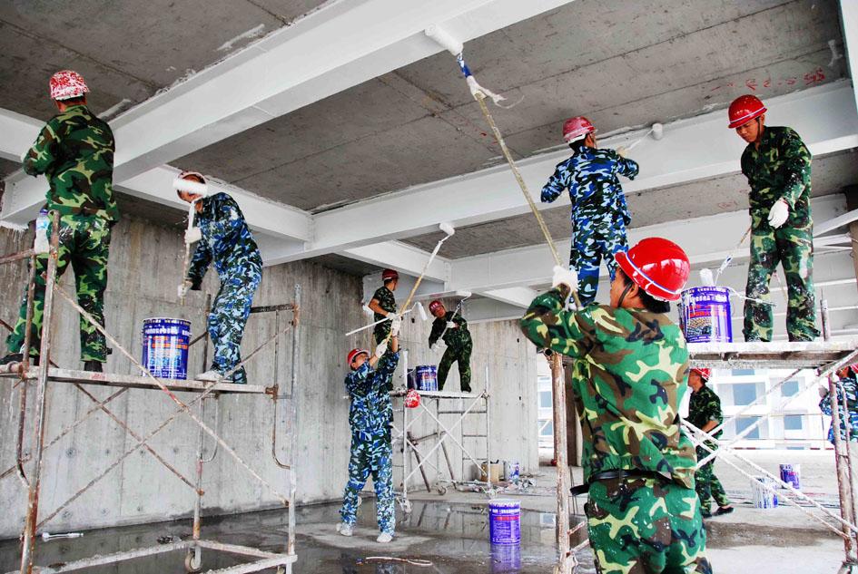 滄州石家莊消防施工