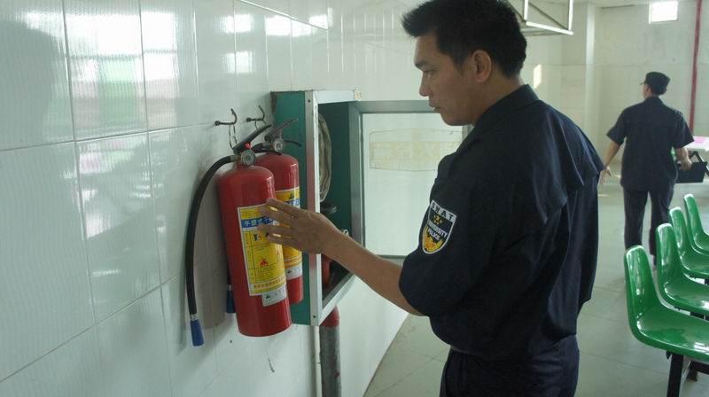 【图解】石家庄消防检测员工都是这样做 河北消防检测有你真好