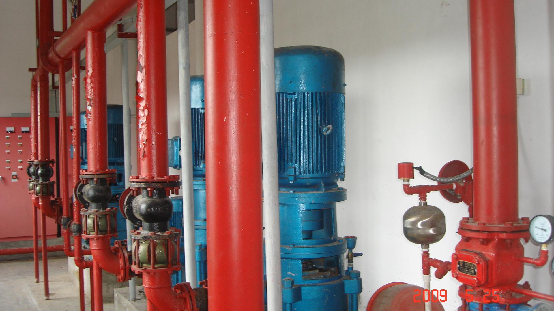消防工程单位