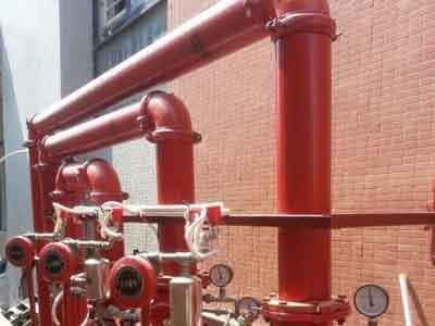邯鄲消防工程施工
