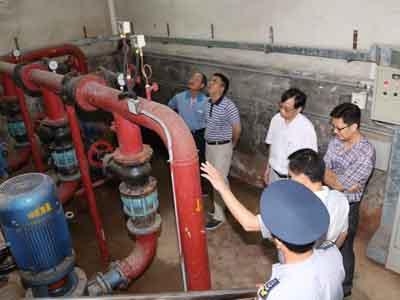 河北消防檢測公司