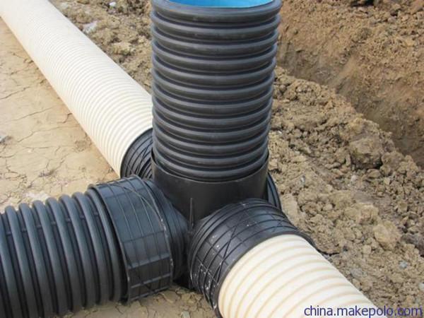HDPE中空壁缠绕管价格如何