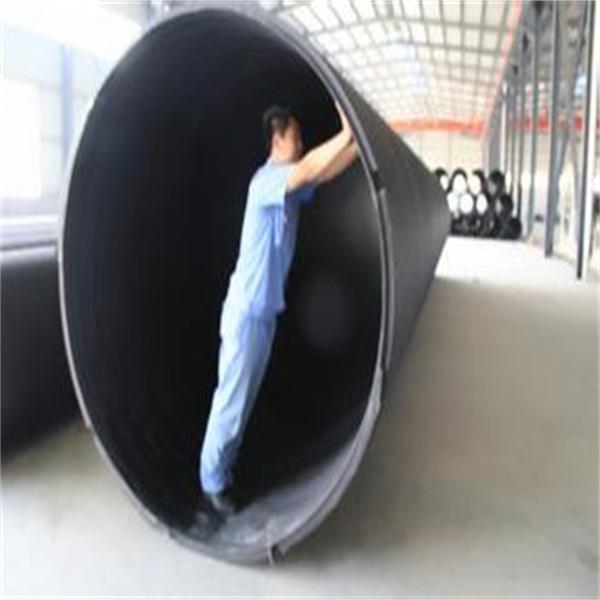 西安HDPE塑钢缠绕管厂家