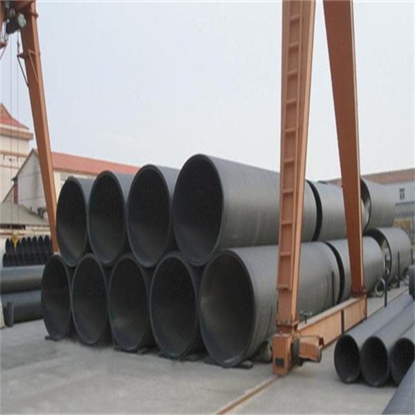 新疆HDPE中空壁缠绕管