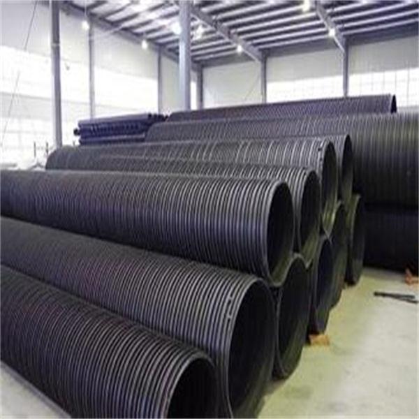西安HDPE塑钢缠绕管