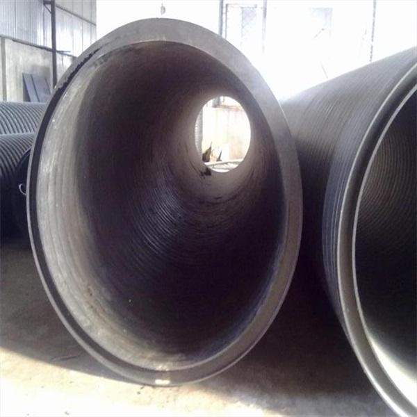 甘肃HDPE中空壁缠绕管