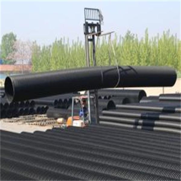 甘肃HDPE塑钢缠绕管