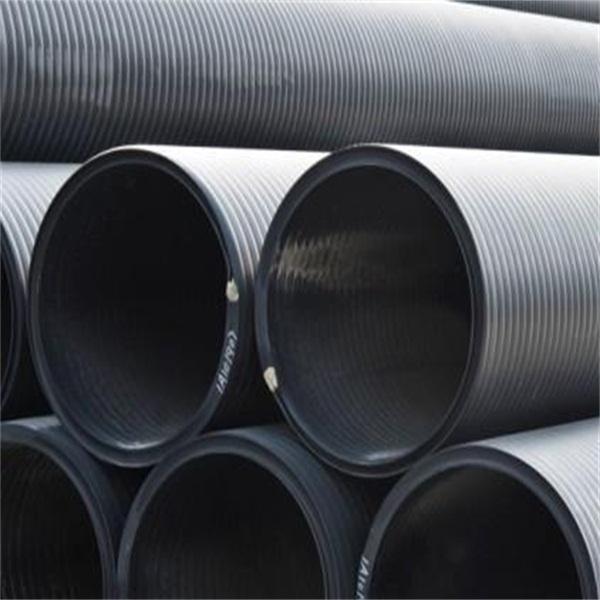 西安HDPE中空壁缠绕管