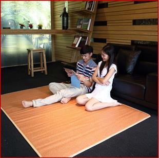 暖丰PVC加热地毯