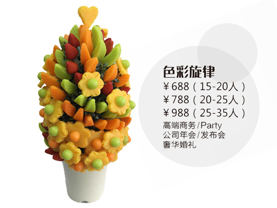 水果花束加盟