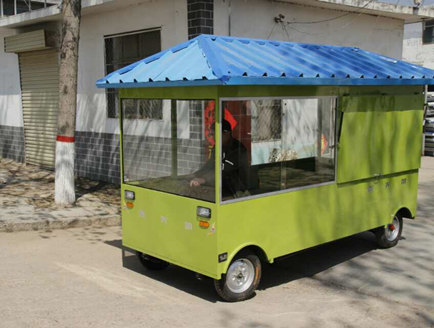 古典简约餐车