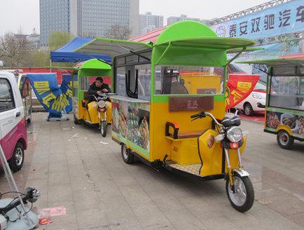 【经验】电动餐车错误的充电方式 电动三轮餐车跑不远是什么造成的