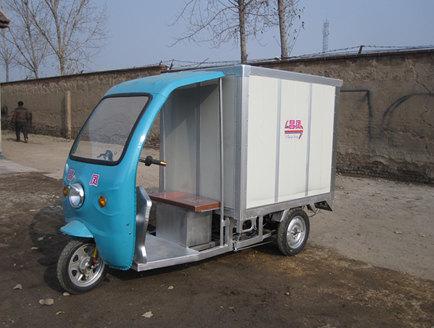 【厂家】电动快递车电池使用寿命怎么延长 电动快递车使用之前要检测