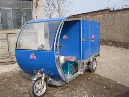 【图片】电动快递车怎样正确充放电 电动快递车的电池该怎么保养