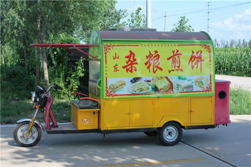 多功能快餐车