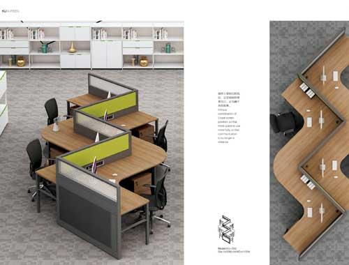石家庄订做办公桌椅