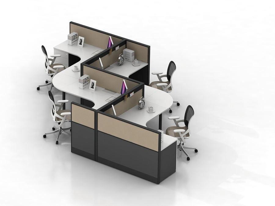 高档办公桌椅