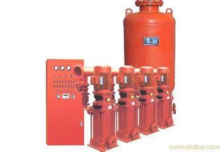 恒压消防泵