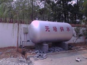 卧式无塔供水设备
