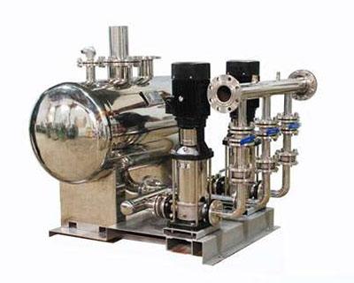 变频供水设备特点
