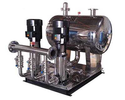 变频无负压供水设备