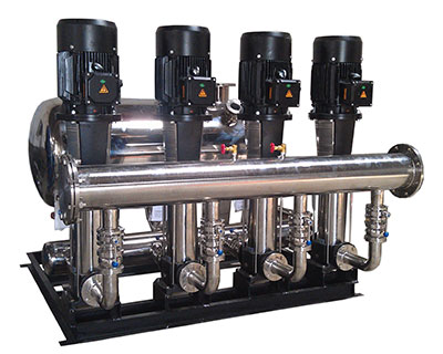 无负压变频恒压供水设备