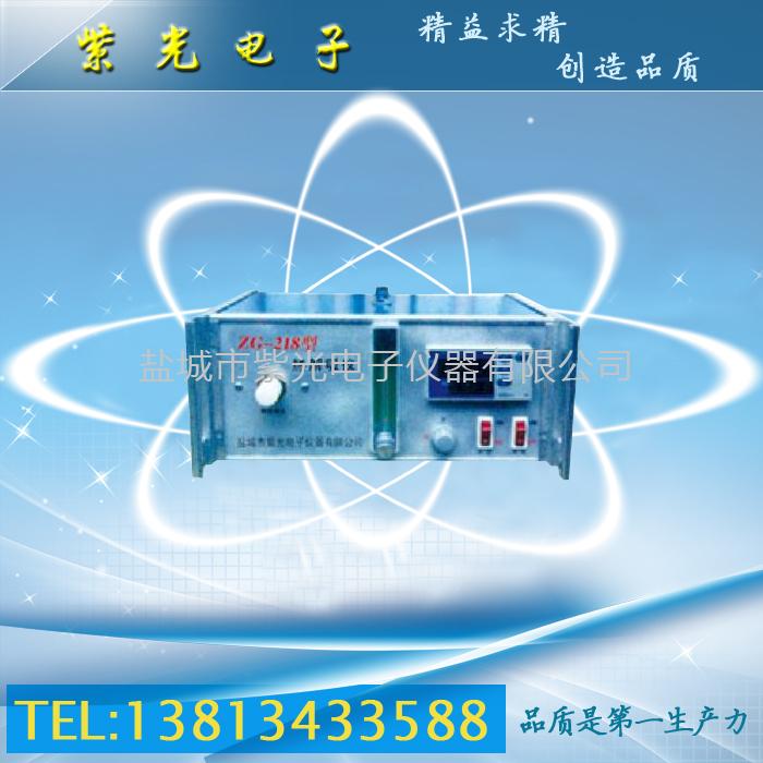 ZG-218型热解吸仪