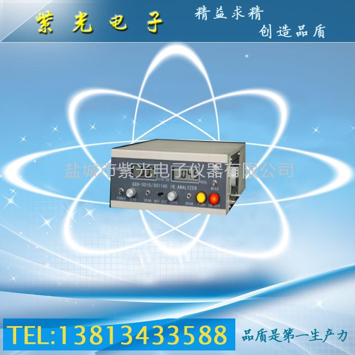 GXH-3010/3011AE一氧/二氧化碳分析仪