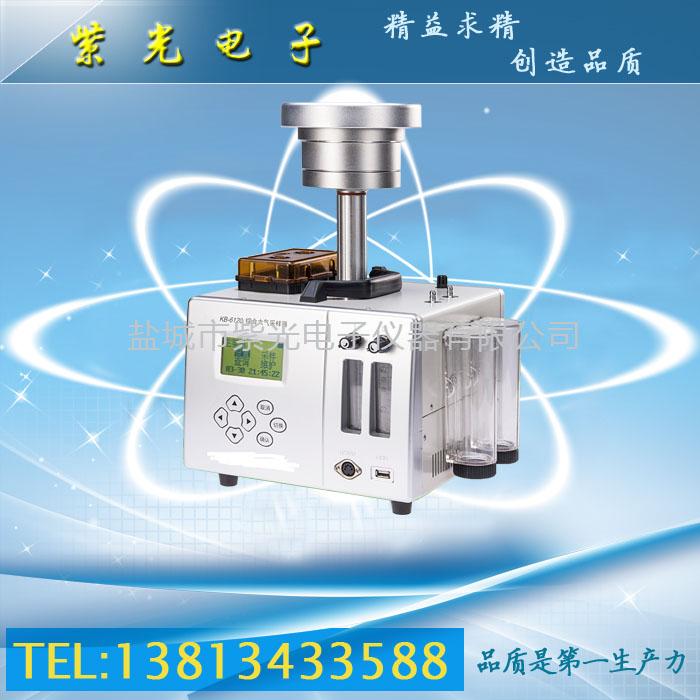 加热型综合大气采样器