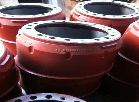 【最新】汽车轮毂制动鼓应该满足的设计要求 汽车轮毂制动鼓产生破裂原因浅述