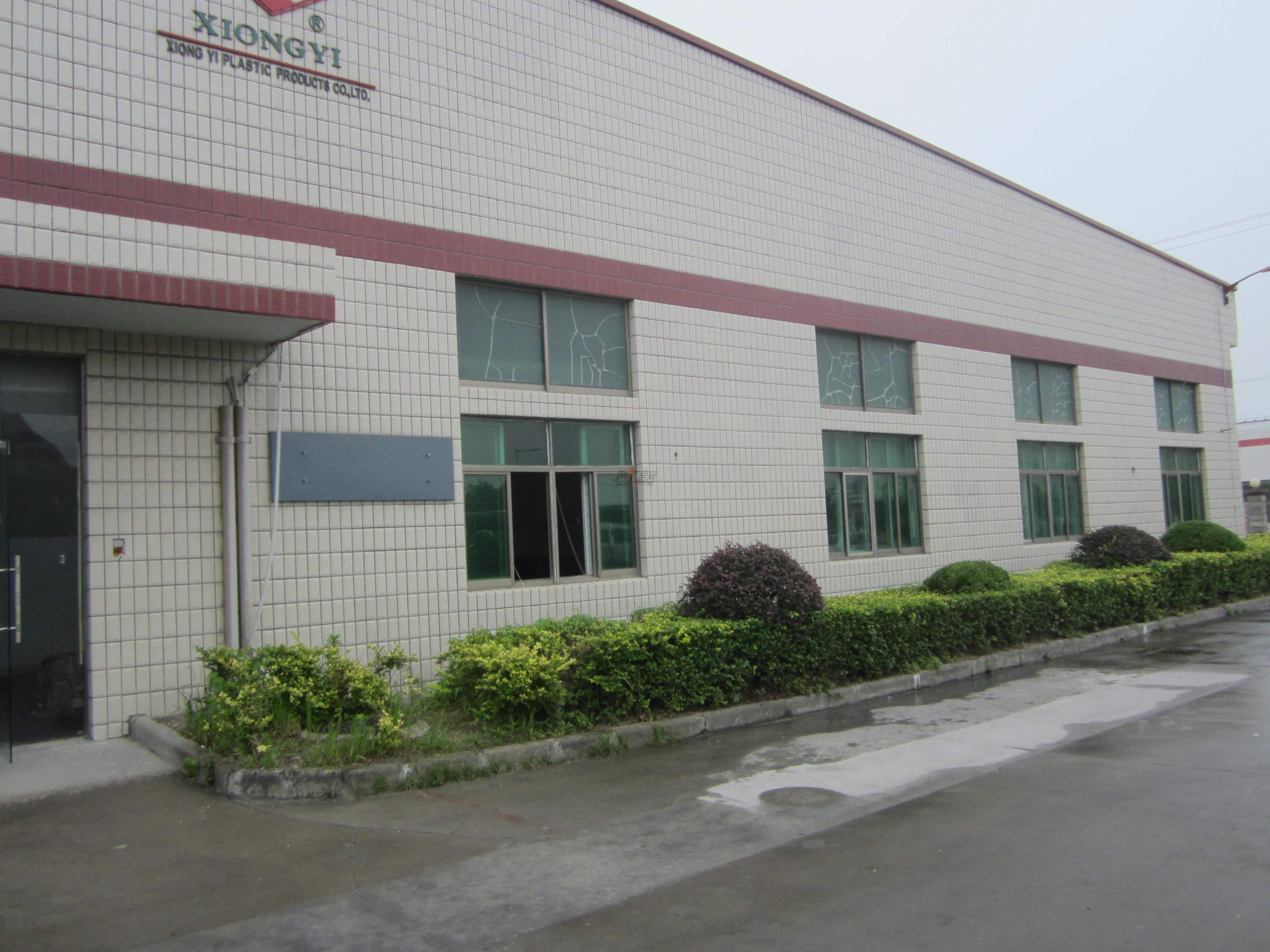 寮步镇单层标准厂房