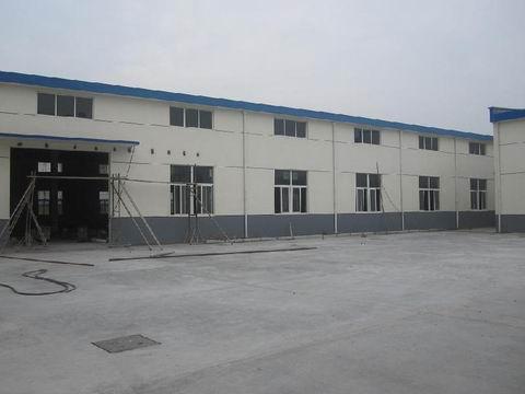 独院钢结构单层厂房2700平米