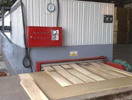 单板木材烘干机