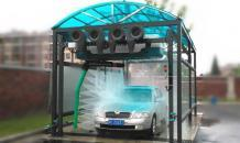 CL-1000风干型洗车机