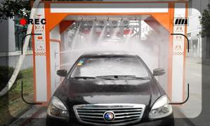 高压清洗洗车设备